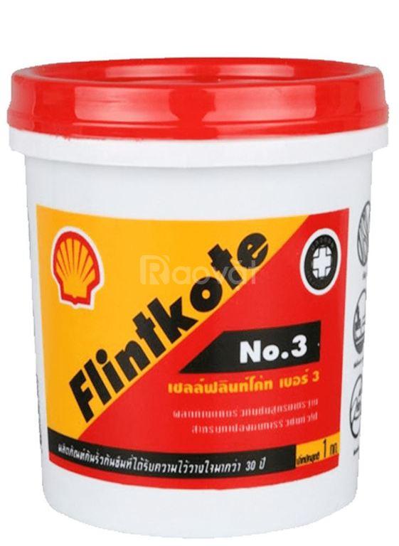 Chất chống thấm Flinkote No.3, chống thấm cho sàn mái phẳng, ban công