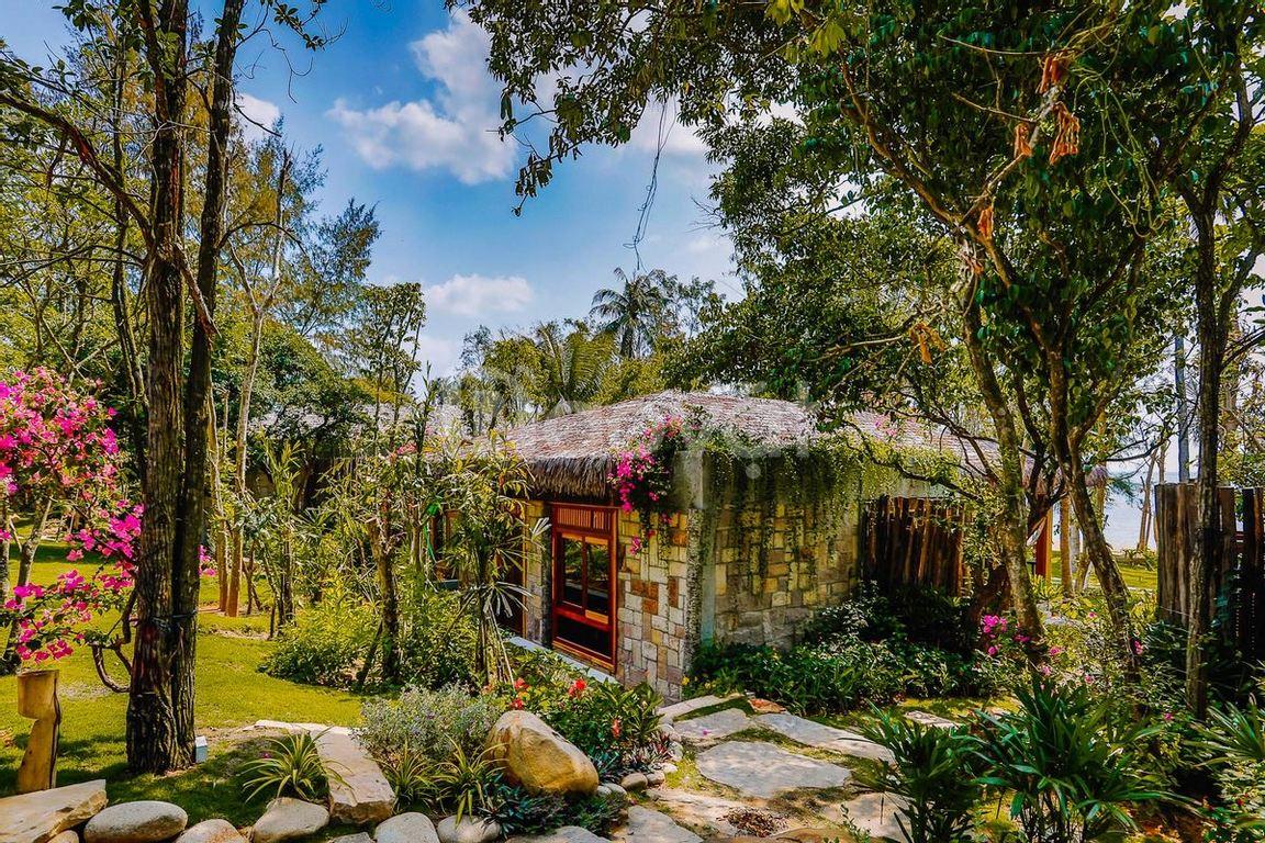 Ocean Bay Phú Quốc Resort 5 sao, không gian xanh ngập tràn bên bờ biển