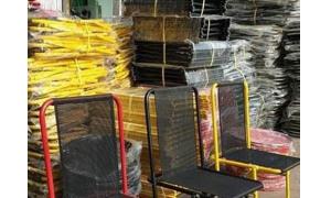 Phân phối ghế xếplưng cao và thấpcafe, giá sản xuất