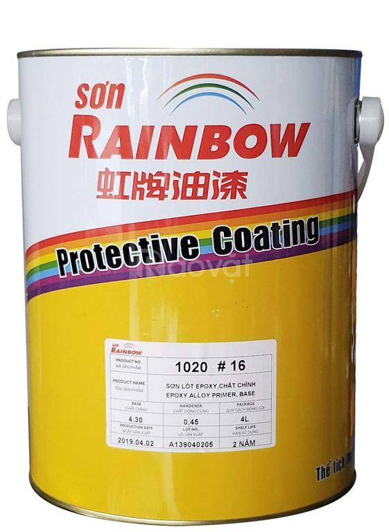 Chuyên cung cấp sơn kẻ vạch làn đường giao thông Rainbow
