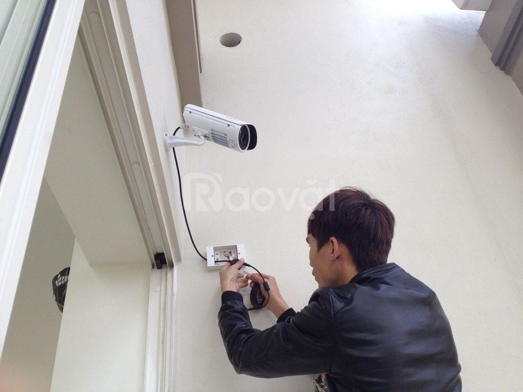 Nhận lắp đặt camera quan sát gia đình giá rẻ tại TpHCM