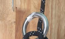 Cách buộc dây đu vào khóa số 8
