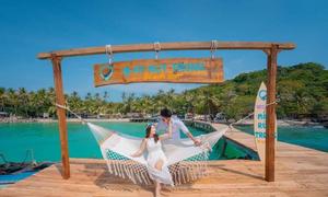 Tour Cano 4 đảo Phú Quốc, miễn phí chụp Sup, quay Flycam, gồm ăn trưa