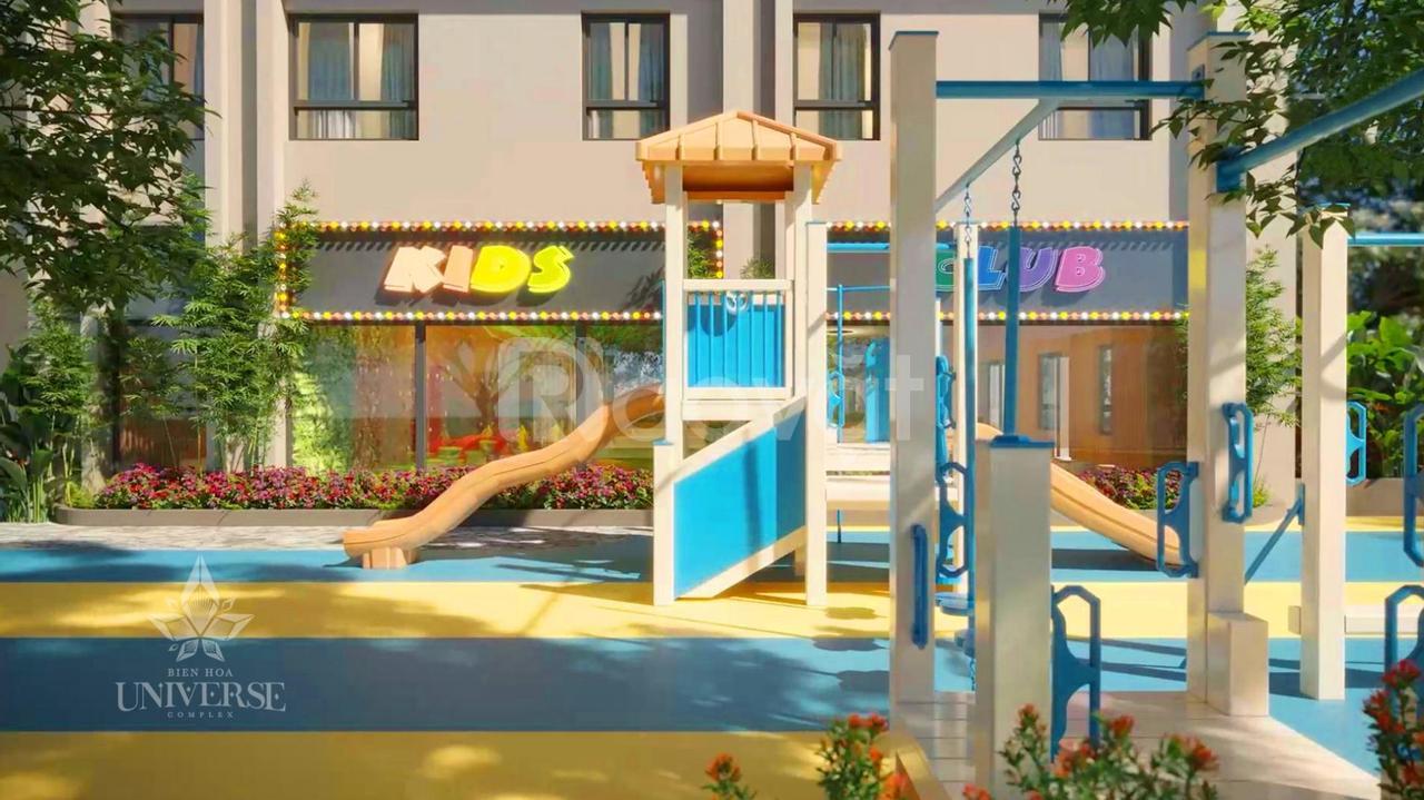 Biên Hòa Universe Complex, căn hộ cao cấp có Smarthome tại Tp Biên Hòa