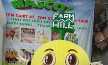 Trường Nam chuyên may bán mascot trái cây các loại uy tín