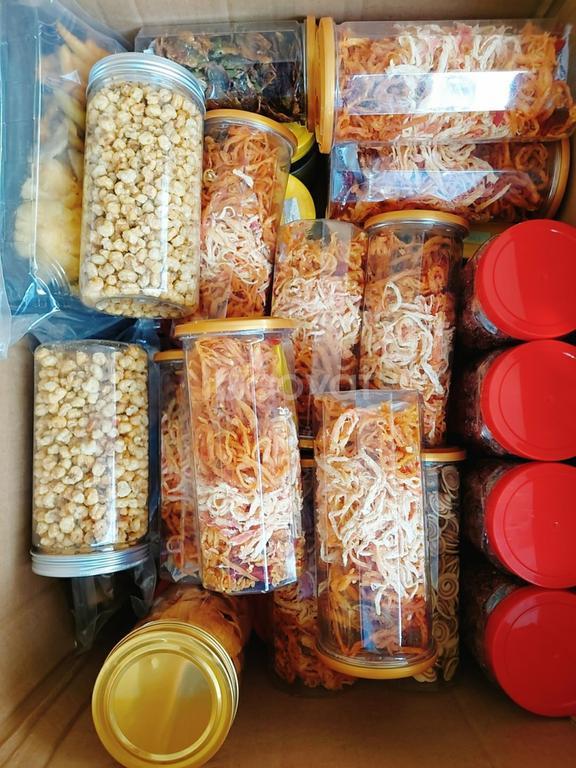 LHP Express nhận gửi thực phẩm, quần áo đi Mỹ với giá khuyến mãi