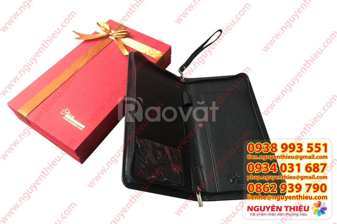 Nhà cung cấp ví da quà tặng giá rẻ, ví da cầm tay nam, ví da cầm tay