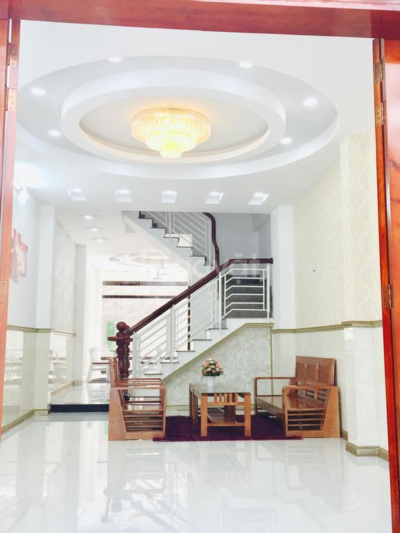 Bán nhà phố Đặng Thuỳ Trâm P13 Quận Bình Thạnh 4x19