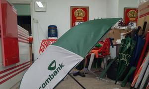 Cung cấp ô dù quảng cáo cầm tay, cung cấp ô dù quảng cáo ngoài trời