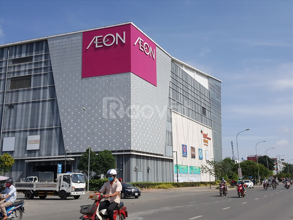 Tôi chính chủ cần bán 200m2 đất xây biệt thự, liền kề AEON Bình Tân
