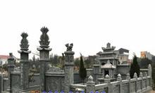 Bán khu mộ gia đình, lăng mộ gia đình đẹp bằng đá