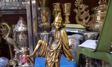 Tượng Tế Công bằng đồng vàng