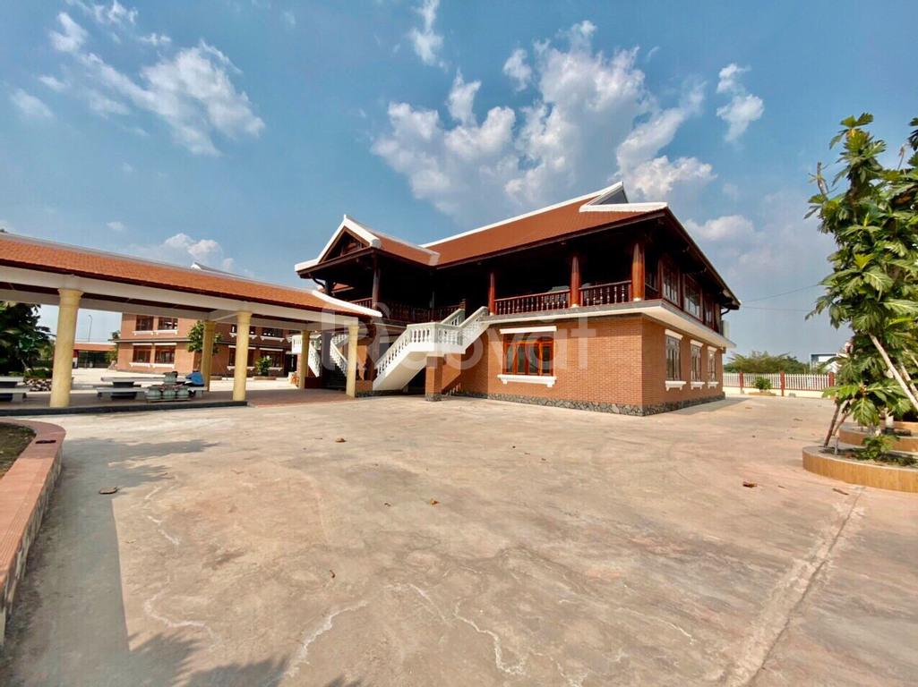 Bán đất trong KDT Hương Sen Garden Tân Đô, DT: 5x25, SHR