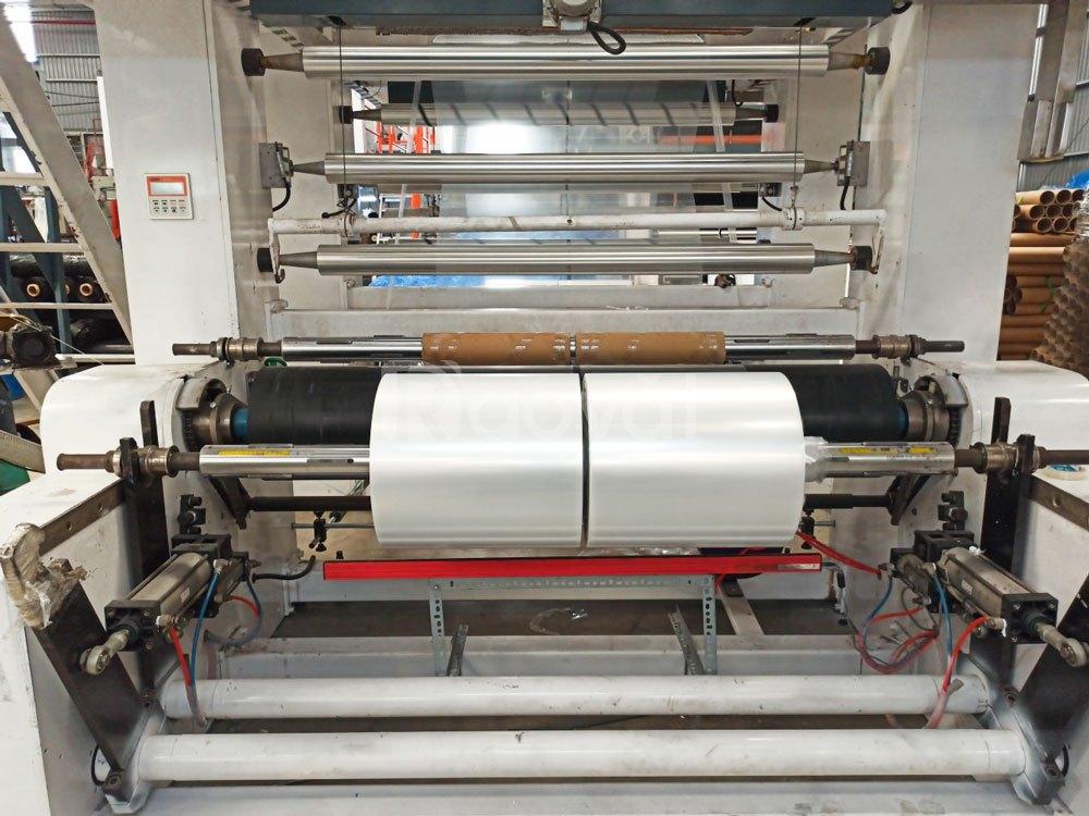 Nhà máy sản xuất cuộn Nilon khổ lớn DTI Plastic