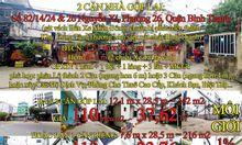 Nhà hẻm xe tải 6m, phù hợp phân lô hoặc xây CHDV 342m2