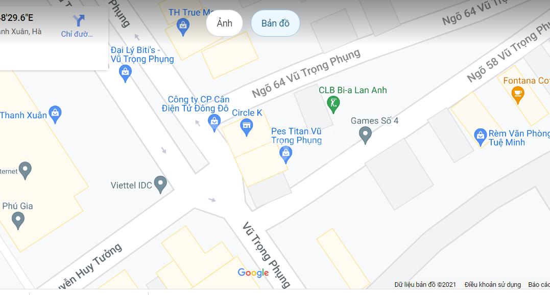 Cho thuê nhà tầng 1 khép kín gần khu Hapulico Thanh Xuân, tiện lợi, rẻ