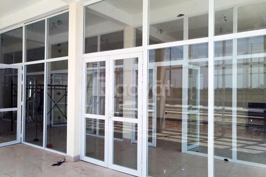 Sửa dạo cửa nhôm kính quận Gò Vấp