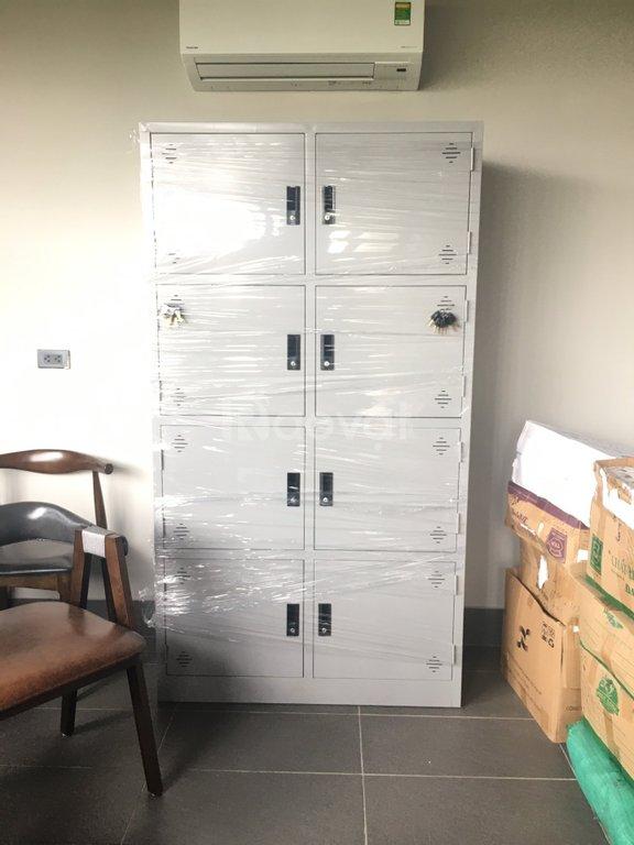 Tủ đựng hồ sơ tài liệu 8 ngăn