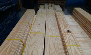 Bán gỗ thông Lamri nhập khẩu đã bào lán chạy rãnh sẵn