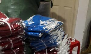 Xưởng may túi dây rút chất lượng giá rẻ tại tp.HCM, may túi rút giá rẻ