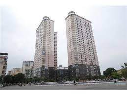 Cho thuê căn hộ cao cấp Hancorp Plaza 28 tầng Làng Quốc Tế Thăng Long