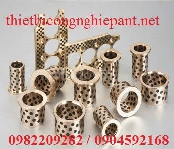 Cung cấp các loại bạc tự bôi trơn, bạc đồng tiết dầu xuất xứ Japan