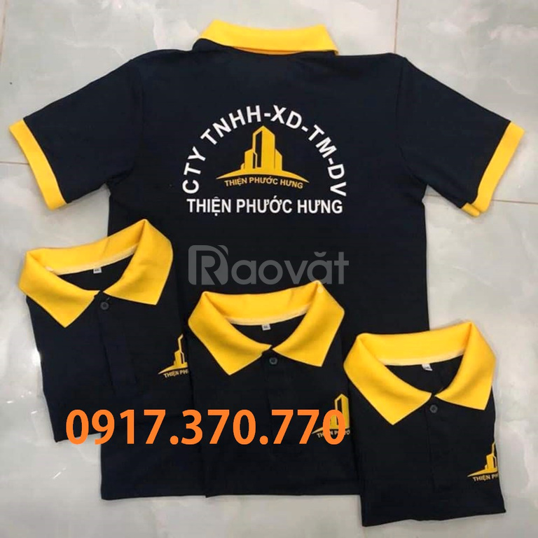 Đồng phục áo thun quà tặng giá rẻ