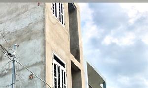 Nhà mới 3 tầng, 65m2, 17 đường 13, P Linh Xuân, Thủ Đức