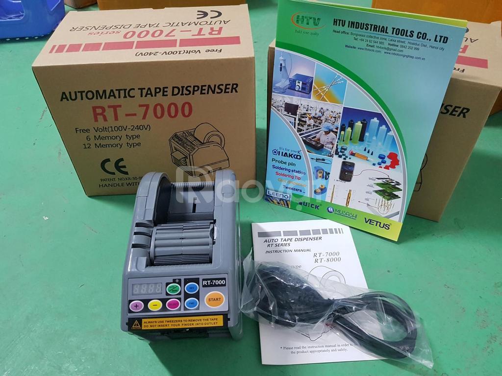 Máy cắt băng dính RT-7000