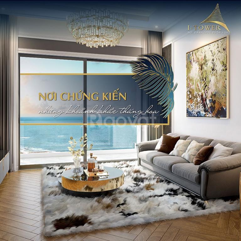 Sở hữu căn hộ 2pn I-Tower Quy Nhơn cách biển 200m Ck 8,5%