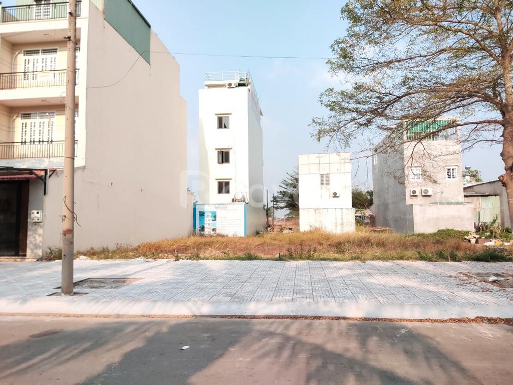 Thanh lý đất KDC liền kề Aeon Bình Tân 19 nền sổ hồng riêng