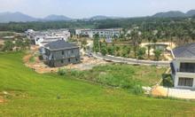 Đất sổ đỏ 245m2 cạnh hồ Đồng Chanh, Nhuận Trạch