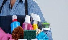 Dọn dẹp nhà cửa tạo không gian xanh cho gia đình
