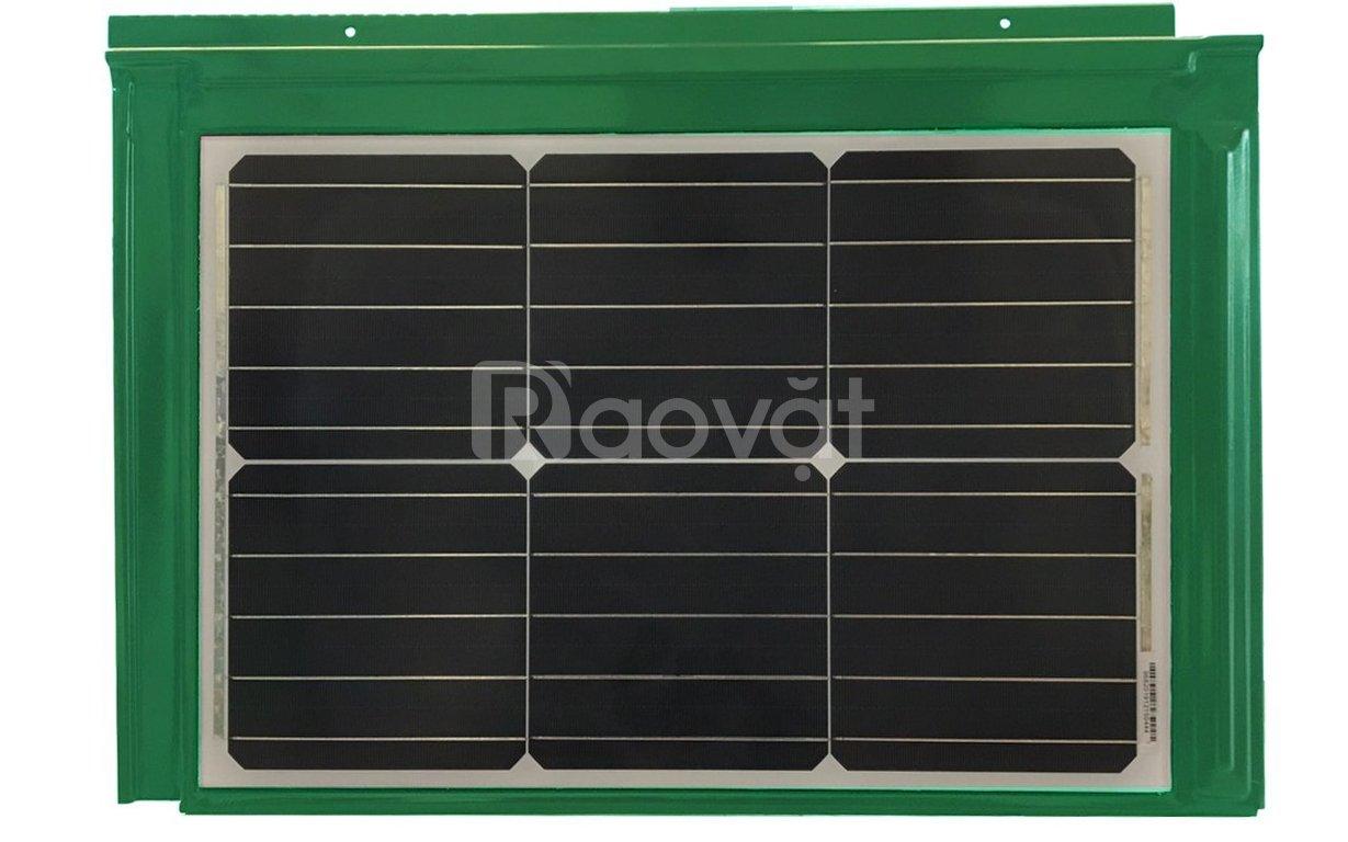 Năng lượng xanh, đèn năng lượng mặt trời