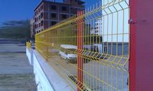 Lưới thép hàng rào D5 ô 50x200, giao hàng toàn quốc