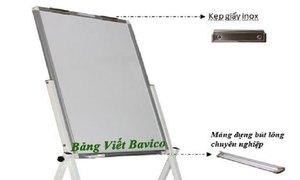 Bảng Flipchart cố định kích thước 80x120cm