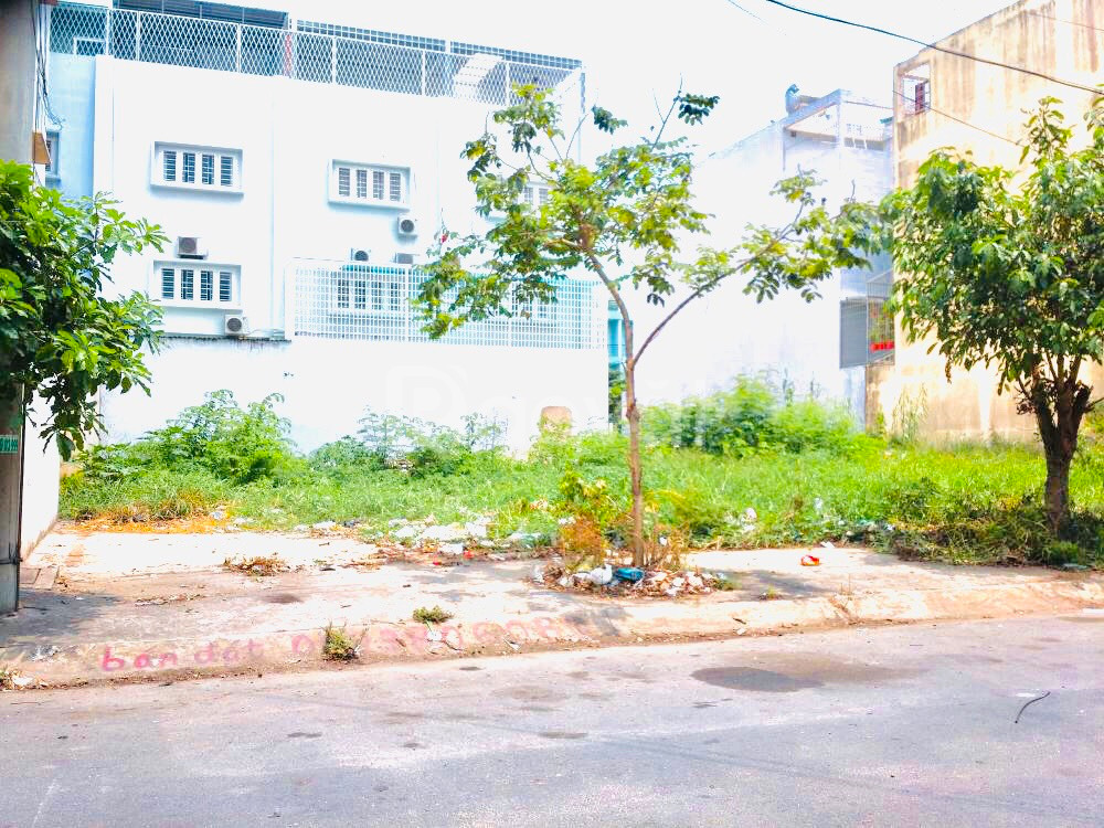 Bán đất KDC Trung Sơn 2 gần Bến Xe Miền Tây sổ hồng riêng giá ưu đãi