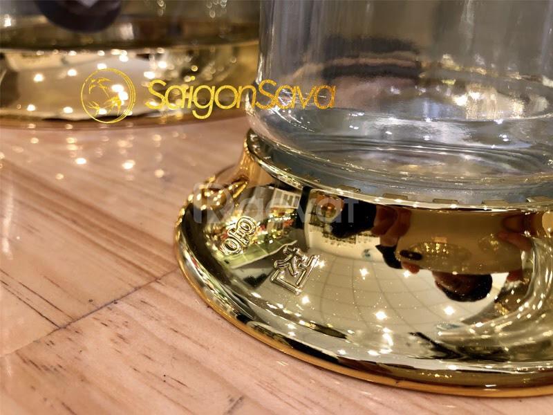 Bình thủy tinh Hàn Quốc ngâm rượu