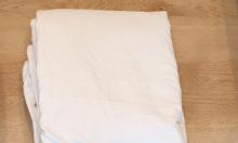 Vỏ mền lẻ 100% cotton, còn mới, đẹp, nằm mát mẻ