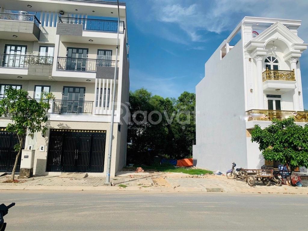 Bán đất khu dân cư Bình Chánh mở rộng City gần Aeon Bình Tân