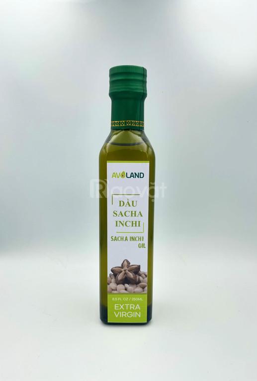 Dầu Sacha Inchi Avoland 100% nguyên chất 250ml