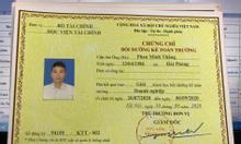 Đào tạo kế toán trưởng tại Quảng Ninh 0969868605 cô Hằng