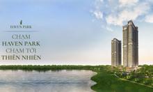 Sở hữu căn hộ 6 sao Haven Park chỉ từ 300 triệu