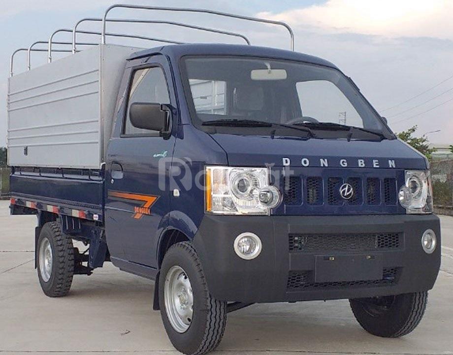 Xe tải nhẹ Dongben K9 990kg