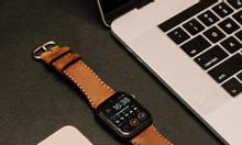 Mã ELMS5TR giảm 5% đồng hồ Apple Watch Series 5 Thép gold 44