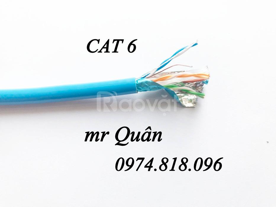 Cáp mạng Cat6, Utp6, Ftp6 Altek Kabel