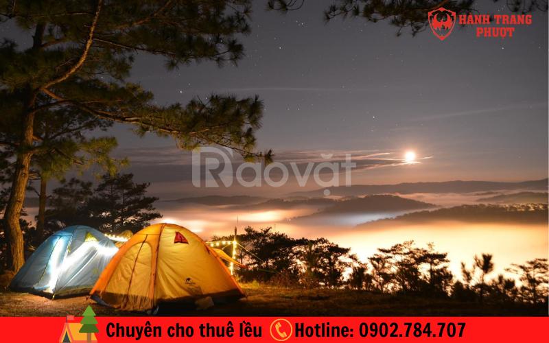 Cho thuê lều cắm trại taị Tp. Hồ Chí Minh