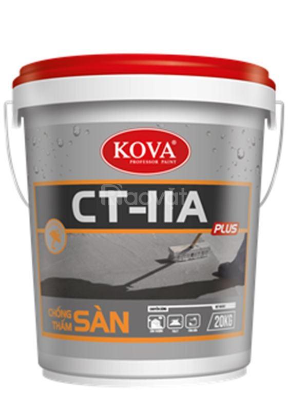 Nhà phân phối sơn chống thấm Kova CT11A giá đại lý
