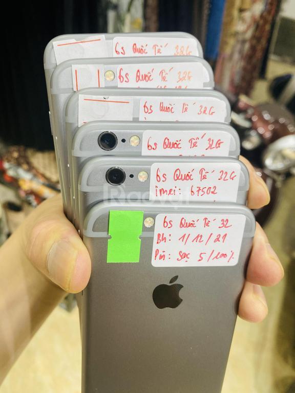 IPhone 6S QuốcTế 32Gb toàn sạc it