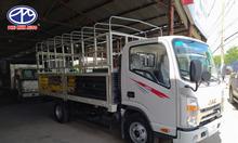 Xe tải Jac N200 thùng bạt, kín, dài 4m4 Isuzu